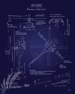 oh-58d_kiowa_warrior_blueprint_sp01150-featured-aircraft-lithograph-vintage-airplane-poster-art