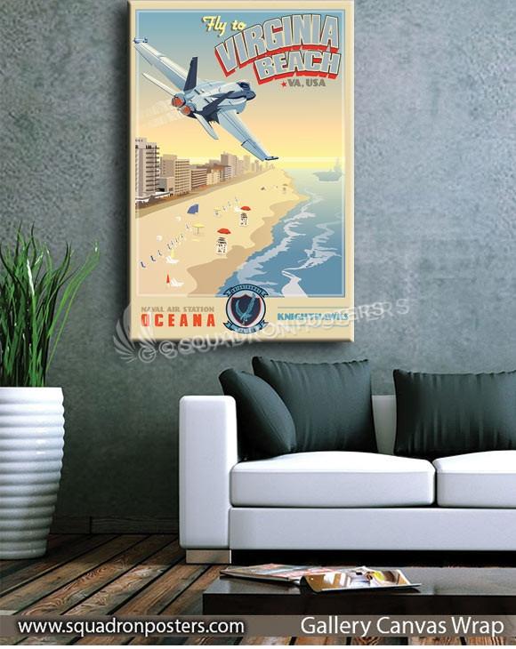 Oceana_F-18_VFA-136_SP00937-squadron-posters-vintage-canvas-wrap-aviation-prints
