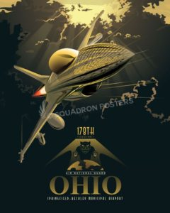 Ohio_F-16_178th_Fighter_Wing_SP00798-featured-aircraft-lithograph-vintage-airplane-poster-art