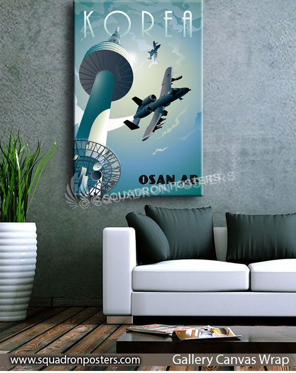 Osan_A-10_Thunderbolt_SP01053-squadron-posters-vintage-canvas-wrap-aviation-prints