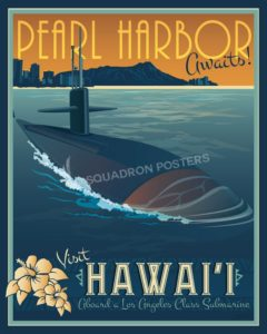 Pearl_Harbor_HI_Sub_SP00926-featured-naval-lithograph-vintage-airplane-poster-art