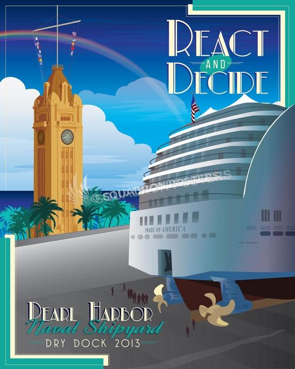 Pearl_Harbor_Naval_Shipyard_Drydock_SP00972-featured-lithograph-vintage-poster-art