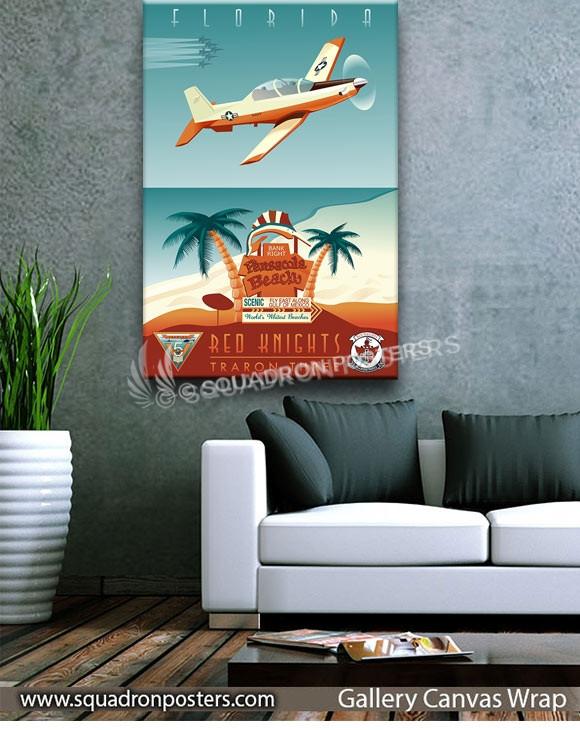 pensacola_florida_t-6_vt-3_sp01204-squadron-posters-vintage-canvas-wrap-aviation-prints