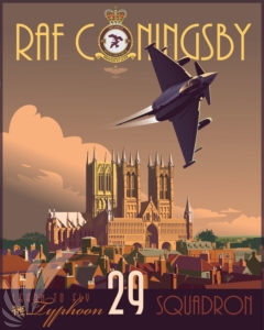 RAF Coningsby (ENGLAND – UNITED KINGDOM)