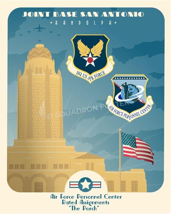 Joint Base San Antonio - Randolph, AFPC