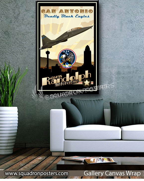 Randolph_T-38_435th_FTS_SP01460-squadron-posters-vintage-canvas-wrap-aviation-prints