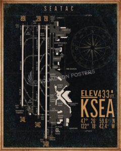 SEATAC_KSEA_Airfield_Map-SP00901-featured-aircraft-lithograph-vintage-airplane-poster-art