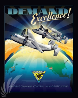 Point_Mugu_CA_E-2_C-2_ACCLOGWING_SP00954-featured-aircraft-lithograph-vintage-airplane-poster-art