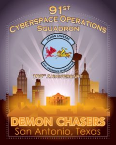 91st Cyberspace Operations Squadron