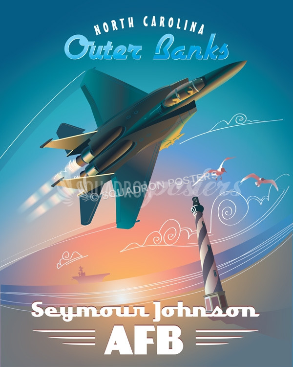 seymour-johnson-afb-f-15e-outer-banks-v1-military-aviation-vintage-poster-art-print-gift