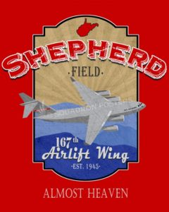 Shepherd Field Air National Guard Base
