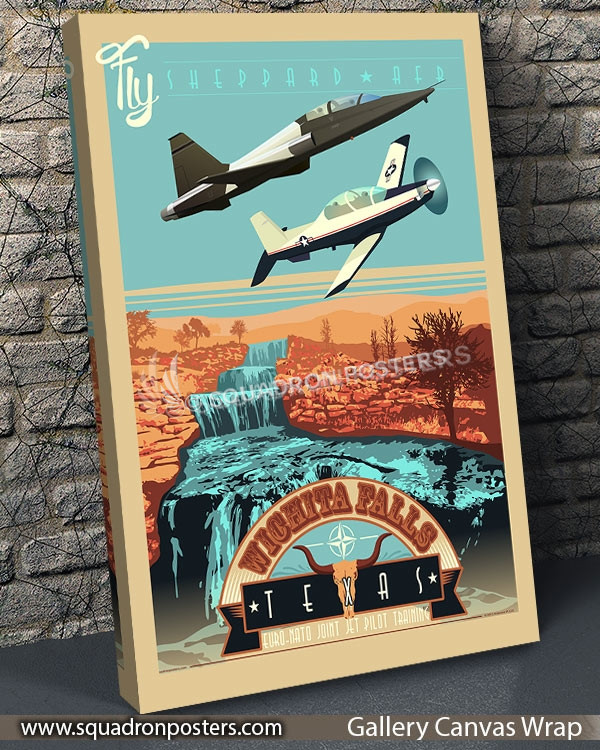 Sheppard_AFB_T-6_T-38_SP00812-vintage-travel-poster-aviation-squadron-print-poster-art