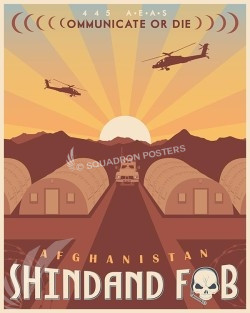 Shindand FOB 445 AEAS SP00586-vintage-military-aviation-travel-poster-art-print-gift