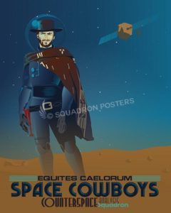 Space Cowboy SP00528-vintage-military-aviation-travel-poster-art-print-gift
