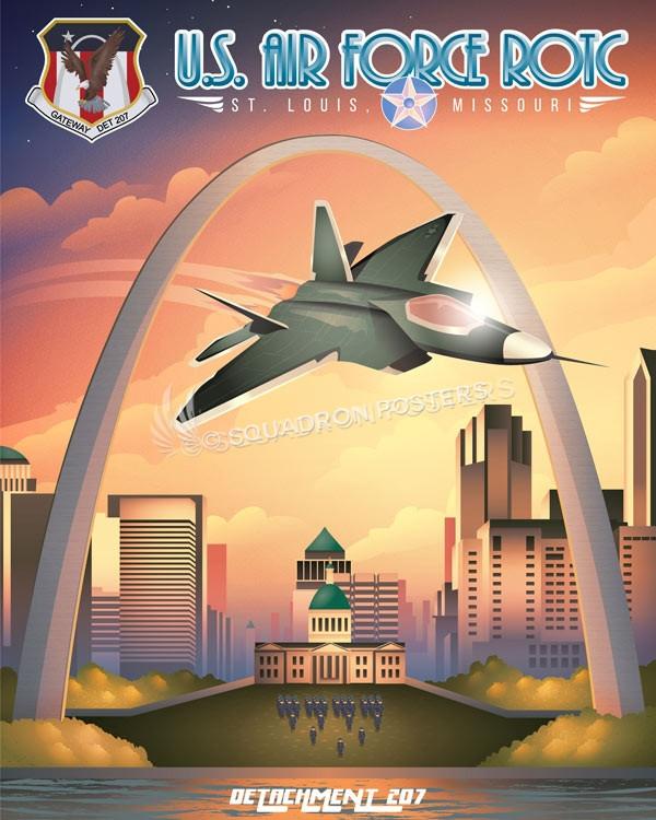Air Force Rotc Det 207 Saint Louis University Squadron