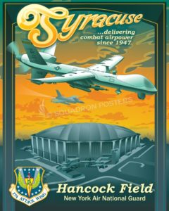 Hancock Field Air National Guard Base