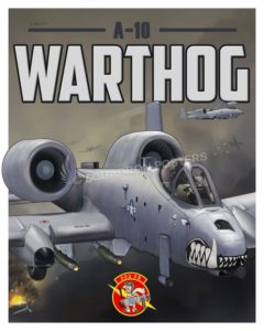 Through_The_Ages_A-10_Warthog_303rd_FS_SP01123-featured-aircraft-lithograph-vintage-airplane-poster-art