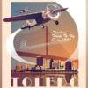 Toledo Cessna SP00663 feature-vintage-print