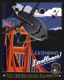 70th Air Refueling Squadron