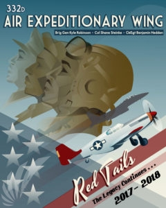 Tuskegee Airmen 332d Aew Squadron Posters