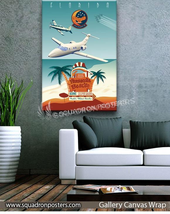 USAF_NAS_Pensacola_479th_STUS-SP01104-v2-squadron-posters-vintage-canvas-wrap-aviation-prints
