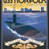USS Norfolk VA SP00552-vintage-military-aviation-travel-poster-art-print-gift