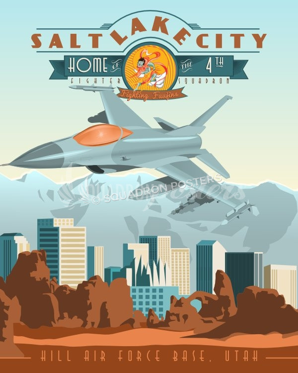Utah-hill-afb-4th-fs-military-aviation-poster-art-print-gift