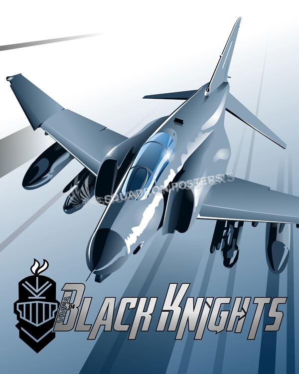 vmfa 314 f4 phantom � squadron posters
