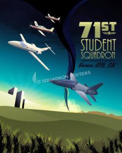 71st student squadron