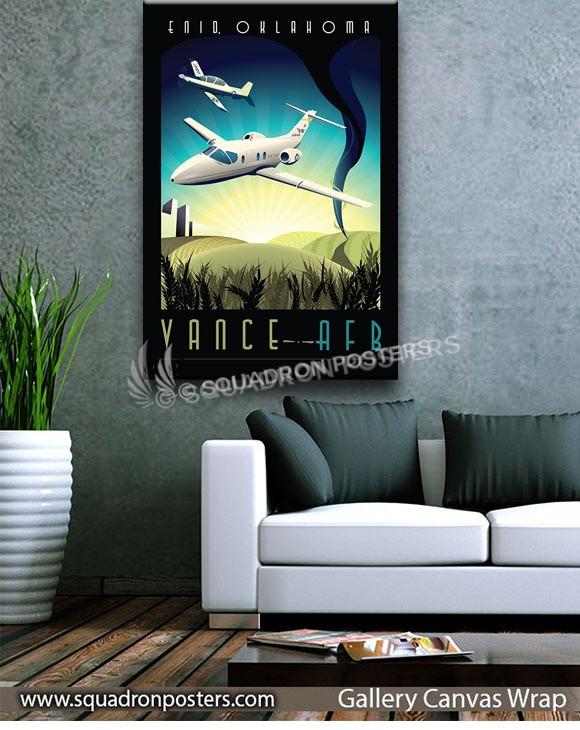 vance_afb_t-6_t-1_71st_ftw_sp01195-squadron-posters-vintage-canvas-wrap-aviation-prints