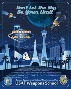 Vegas Sat 328 WPS SP00566-vintage-military-aviation-travel-poster-art-print-gift