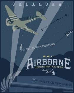wwii-aerial-demonstration-team-adt-poster-okc