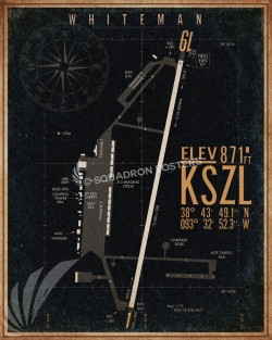 Whiteman_AFB_KSZL_airfield_map-SP00899-featured-aircraft-lithograph-vintage-airplane-poster-art