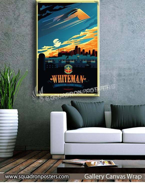 Whiteman_B-2_509th_MXS_SP01309-squadron-posters-vintage-canvas-wrap-aviation-prints