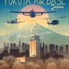 Yokota Air Base Yokota_AB_Japan_GENERIC_SP01038-featured-aircraft-lithograph-vintage-airplane-poster-art