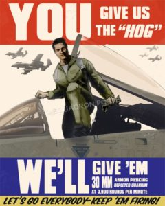 You give us the HOG SP00695 feature-vintage-print