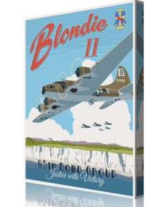 WWII Aircraft Warbird Posters