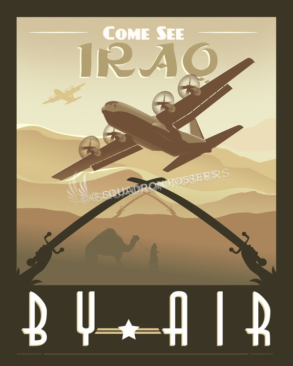 iraq-c-130h-military-aviation-poster-art-print-gift