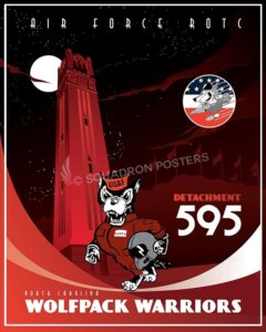 nc-state-university-af-rotc-det-595-military-college-poster-art-print-gift