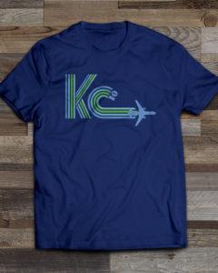 Skywriting Retro T-Shirts