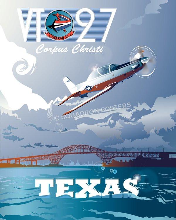 Corpus Christi T-6B Texan II VT27